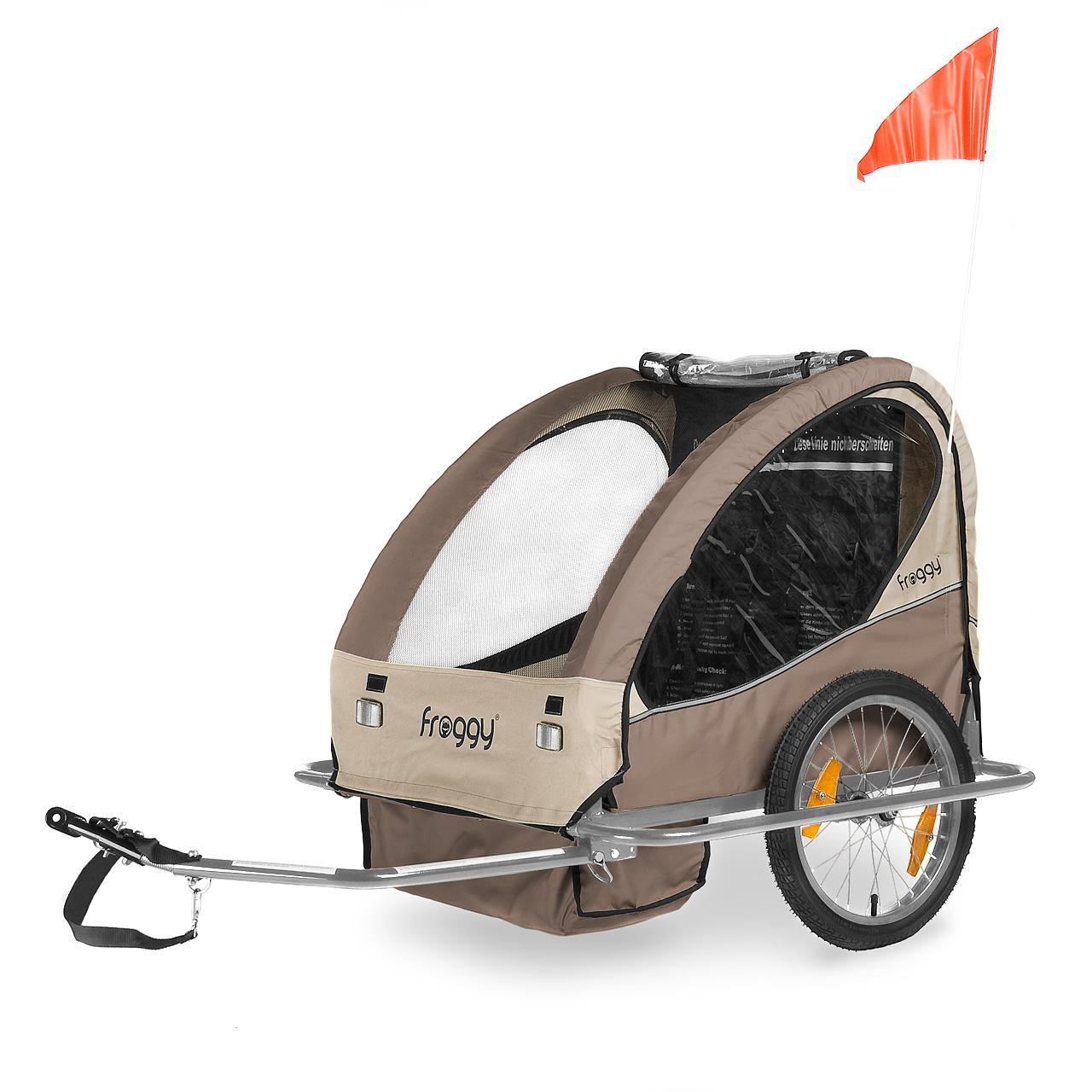 Fahrradanhänger Für 3 Kinder
