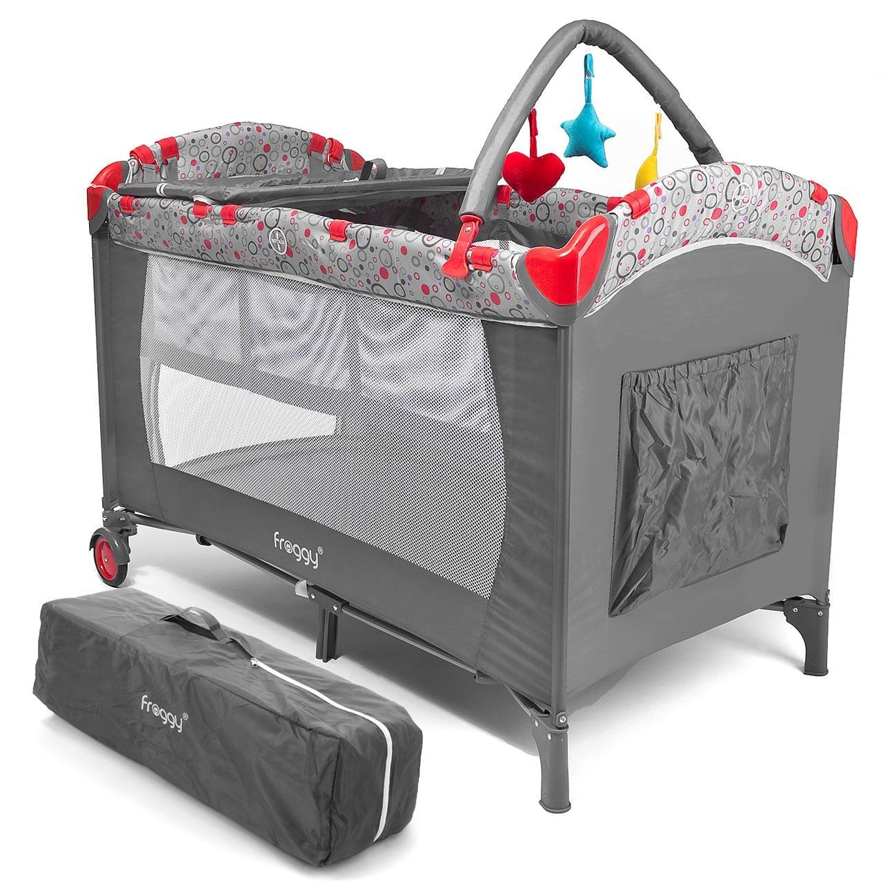 kinderbett klappbett babybett laufstall reisebett babyreisebett kinderreisebett ebay. Black Bedroom Furniture Sets. Home Design Ideas