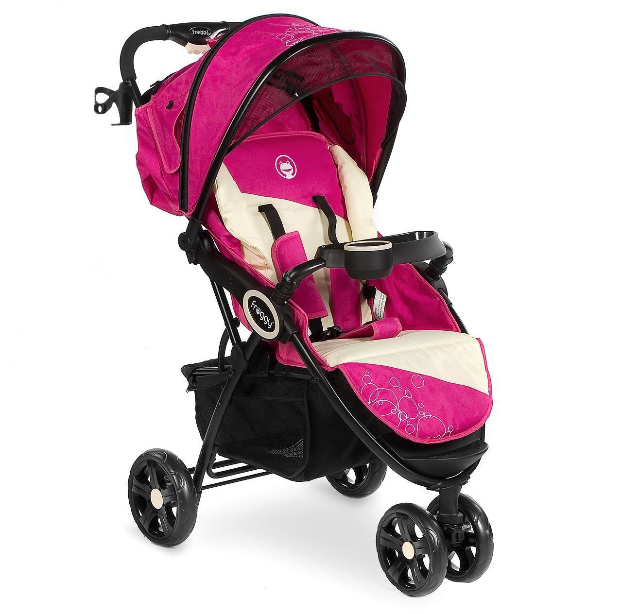 dingo pram buggy pushchair baby children 3 wheelers one touch funktion ebay. Black Bedroom Furniture Sets. Home Design Ideas