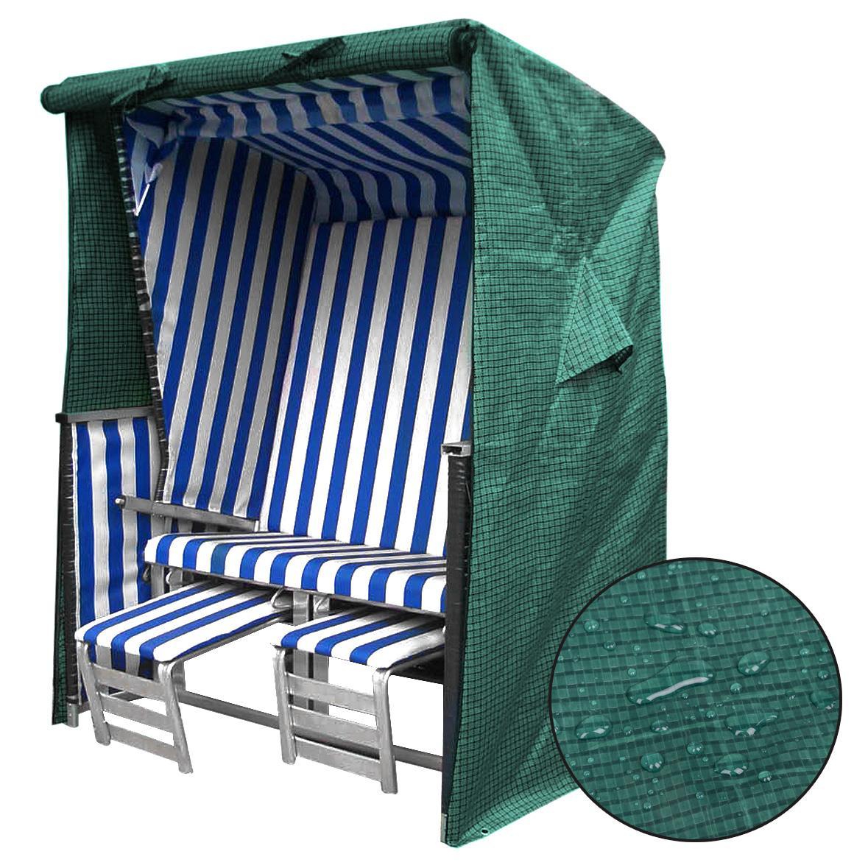 schutzh lle f r strandkorb regenabdeckung abdeckhaube. Black Bedroom Furniture Sets. Home Design Ideas