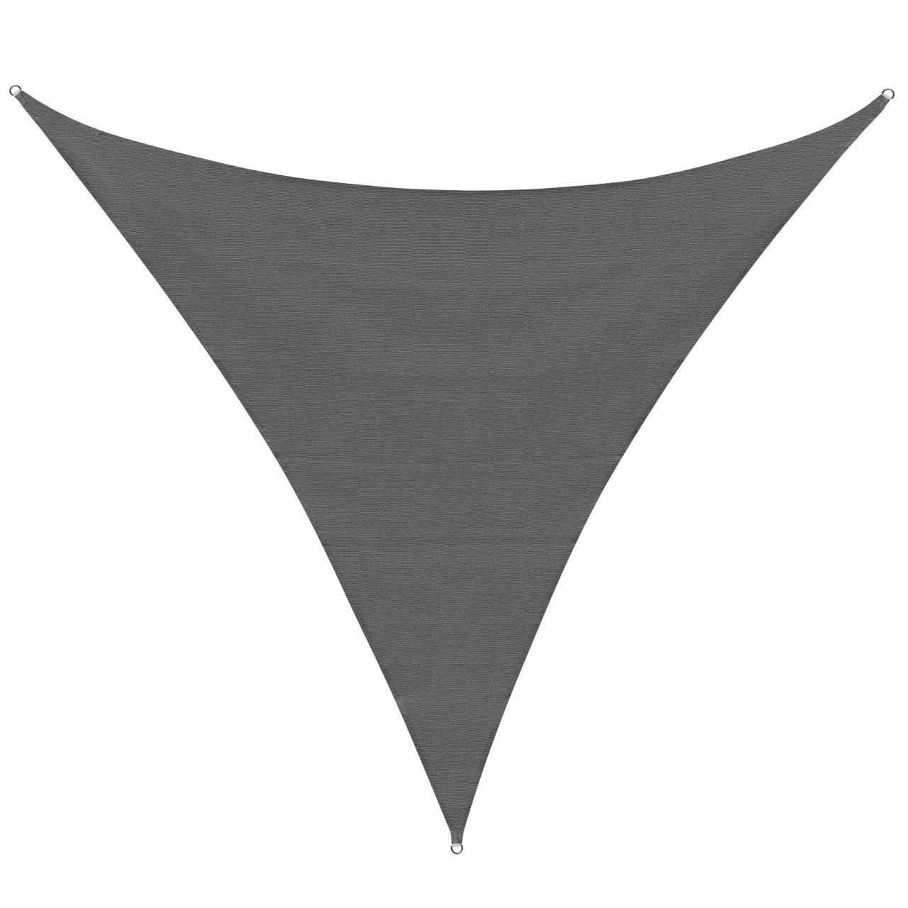 Sonnensegel Sonnenschutz Garten Sonnendach UV-Schutz Beschattung Dreieck