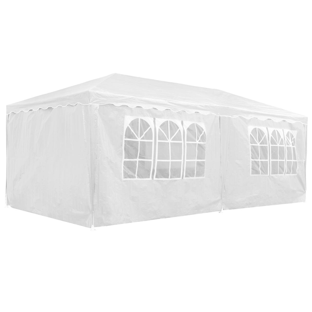 partyzelt festzelt 3x6m gartenpavillon gartenzelt bierzelt pavillon zelt ebay. Black Bedroom Furniture Sets. Home Design Ideas