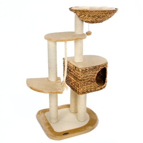 kratzbaum banana leaf katzenbaum kletterbaum. Black Bedroom Furniture Sets. Home Design Ideas