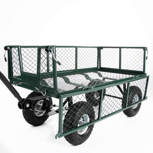 Heavy Duty Pull Wagon