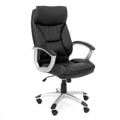 leder b ro chefsessel b rostuhl schreibtischstuhl drehstuhl sessel stuhl neu ebay. Black Bedroom Furniture Sets. Home Design Ideas