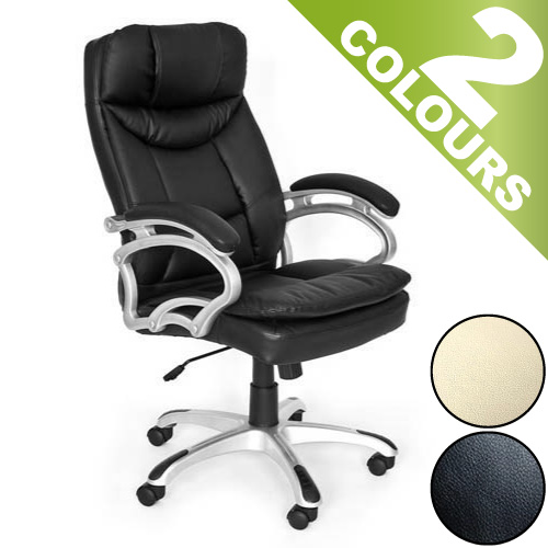 Quality Office Chair Swivel Reclining Executive Office Furniture Computer Des