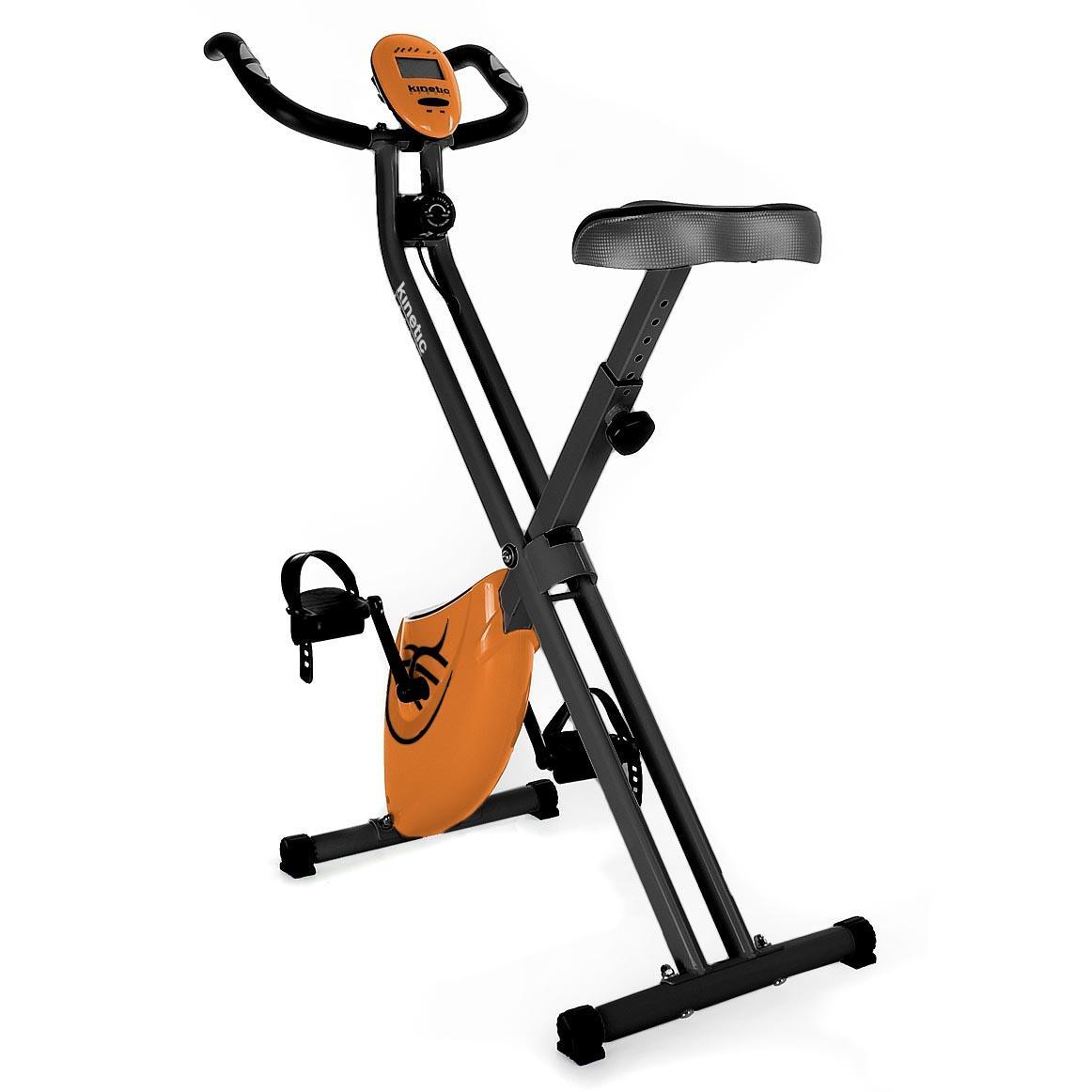 heimtrainer ergometer trimmrad fahrrad x bike fitnessger t cardio klappbar ebay. Black Bedroom Furniture Sets. Home Design Ideas