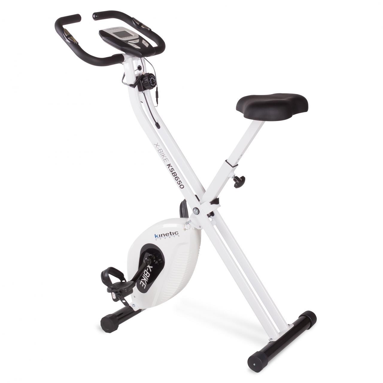 heimtrainer fitnessbike fahrrad ergometer indoorcycling ergo trimmrad klappbar. Black Bedroom Furniture Sets. Home Design Ideas