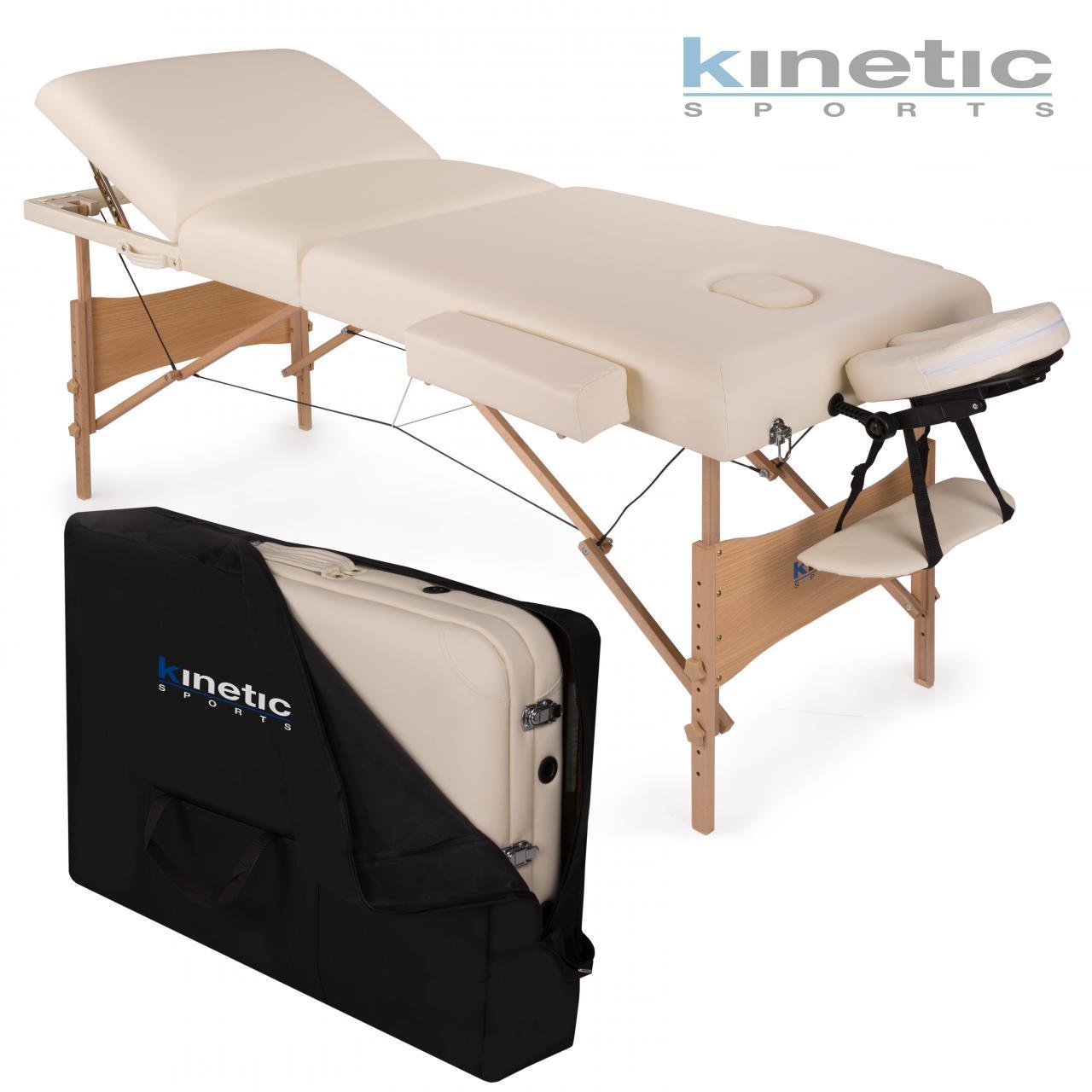 Massageliege-3-Zonen-Bank-Massagetisch-Kosmetikliege-bis-10cm-Polsterung-mobil