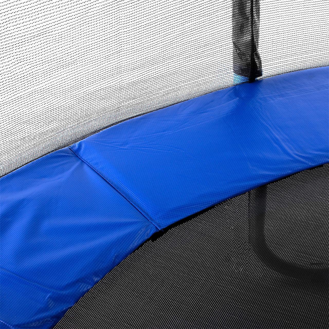 kinetic sports trampolin outdoor garten inkl netz sprungtuch randabdeckung set ebay. Black Bedroom Furniture Sets. Home Design Ideas