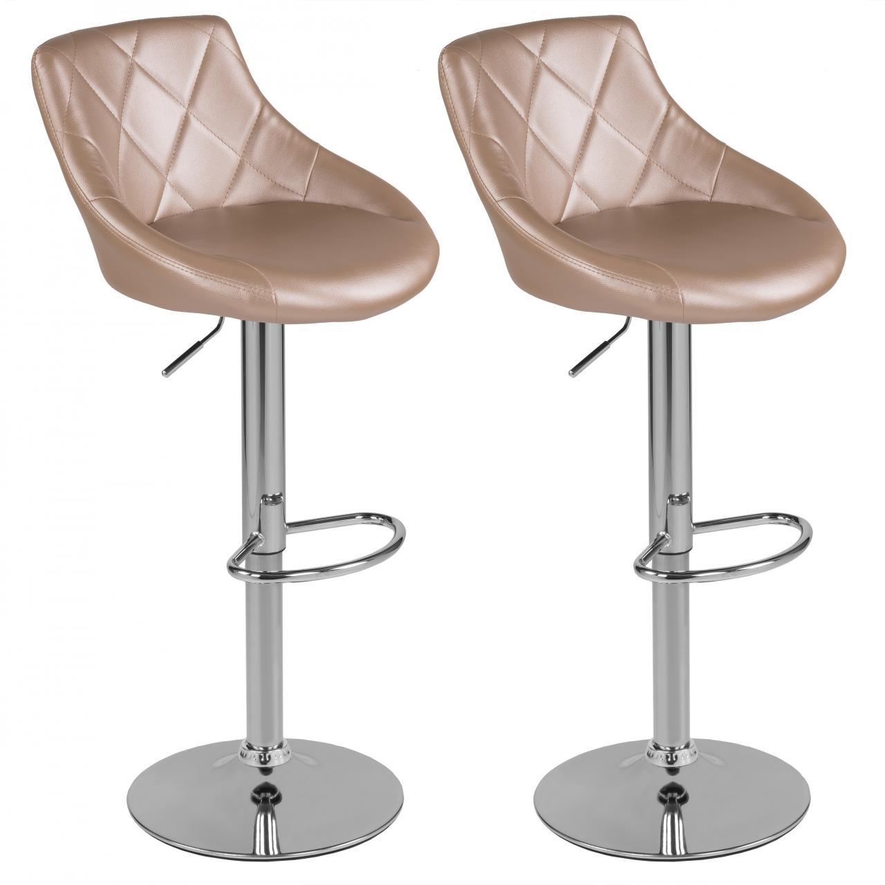barhocker mit lehne barstuhl tresenhocker drehhocker k chenhocker stuhl bar set ebay. Black Bedroom Furniture Sets. Home Design Ideas