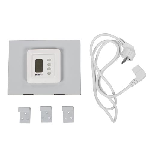 ir heizung paneele infrarot heizung elektro ofen w rmestrahler 750w thermostat ebay. Black Bedroom Furniture Sets. Home Design Ideas